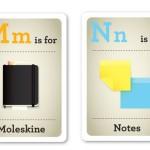 Buchstaben M - N