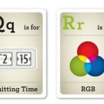 Buchstaben Q - R