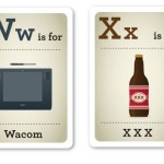 Buchstaben W - X