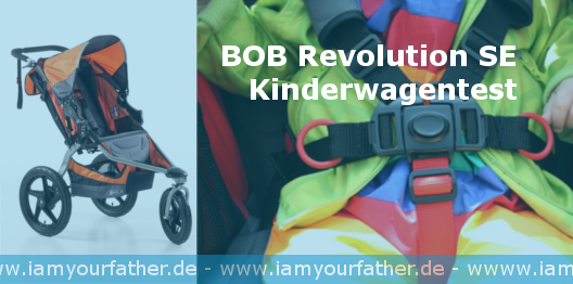 Der Kinderwagentest - BOB Revolution SE