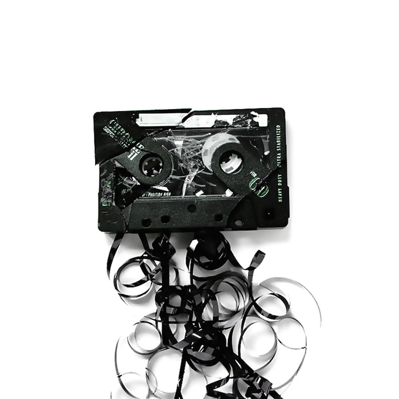 Kassette und Walkman - relikte aus längst vergessener Zeit