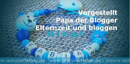 Baba der Blogger - Elternzeit und bloggen