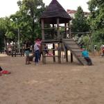 Wismarplatz - Klettergerüst