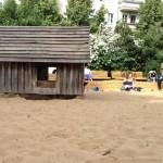 Wismarplatz - Kleines Häuschen