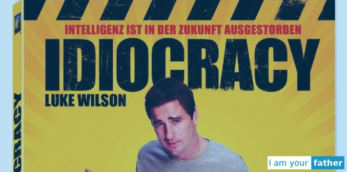 Idiocracy Cover by Amazon