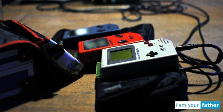 Musik mit dem Game Boy