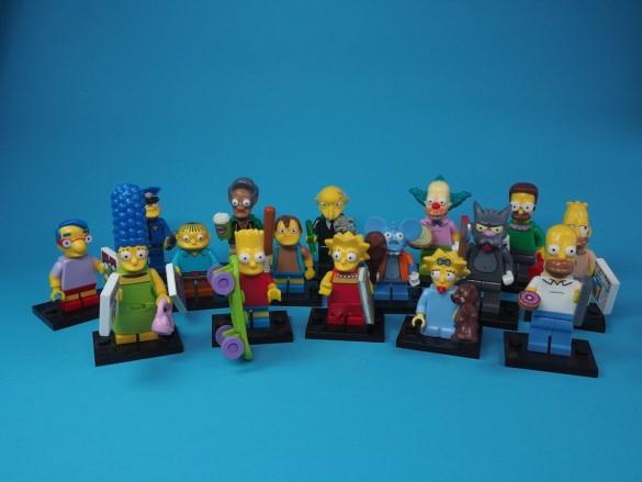 LEGO - Die Simpsons