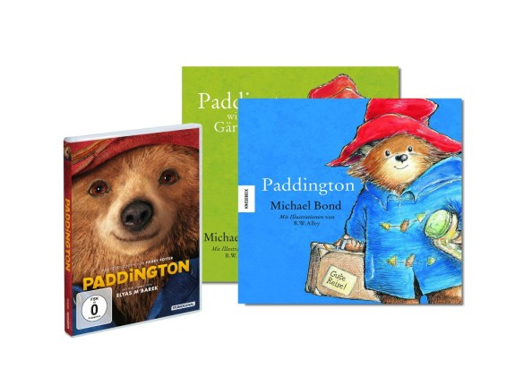 Paddington Fanset