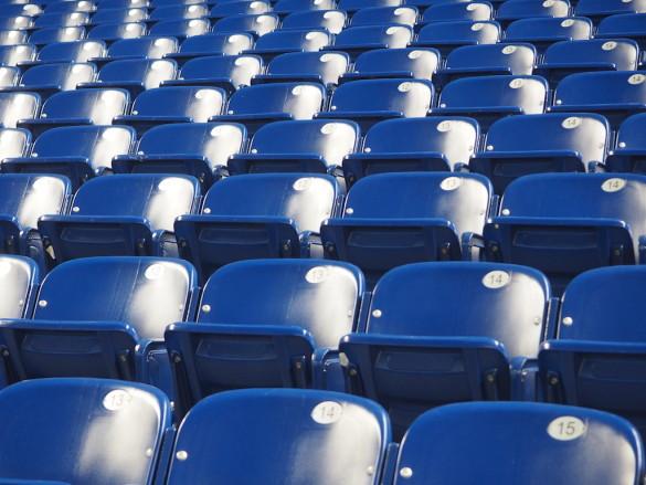 Sitze im Marlins Park Miami