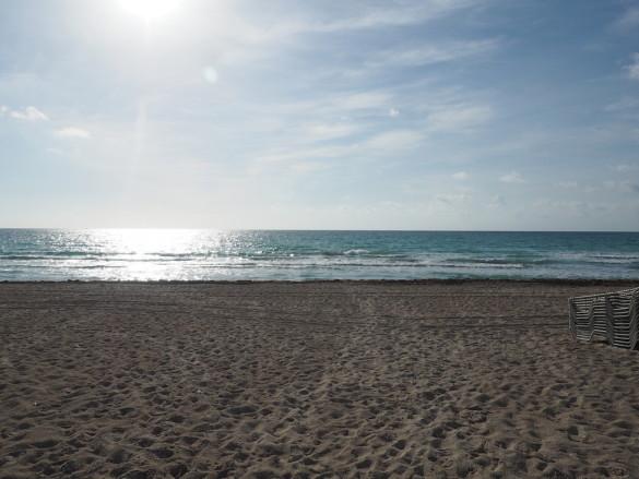 Miami Beach bietet Wasser, Strand und viel Sonne.