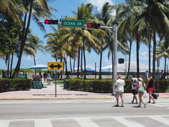 Ocean Drive, Miami Beach