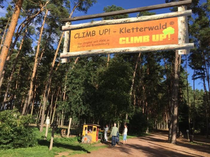 Climb up Klettergarten