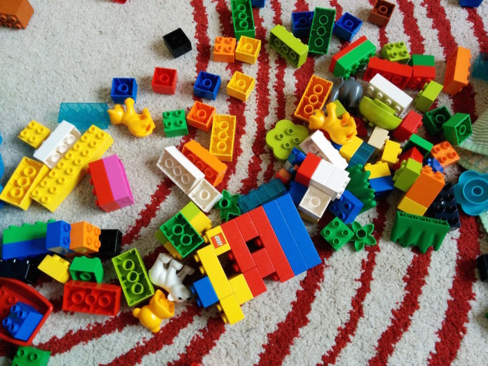 """...mit """"Lego"""""""