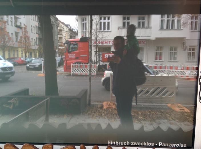 #2von12 Harte Kerle vor hartem Glas - schnell zur Kita