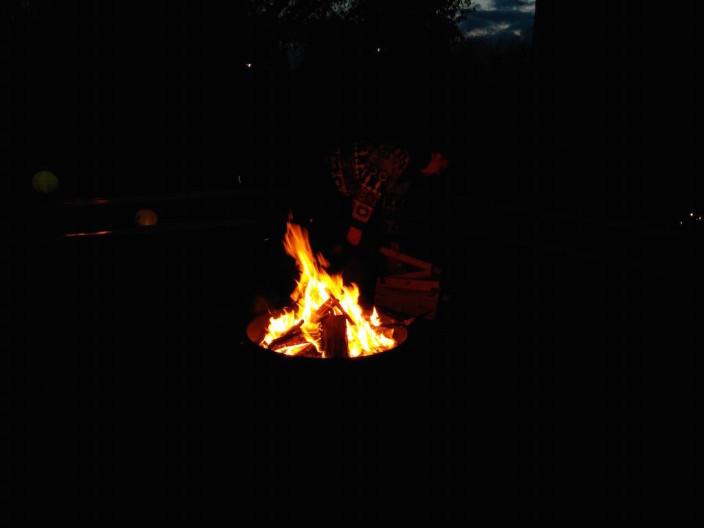 #8von12 - Echtes Feuer
