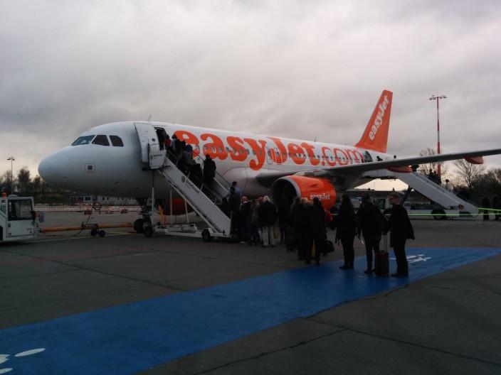 Mit dem Flieger nach Nizza