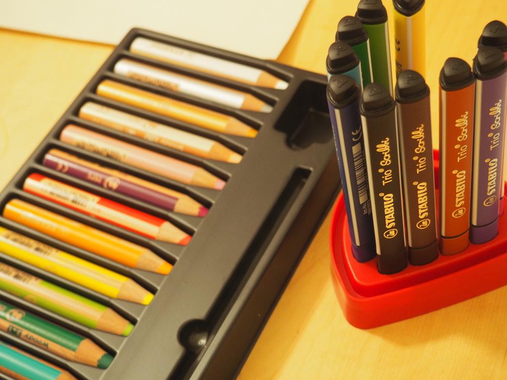 STABILO Stifte. Ideal für jedes Alter.