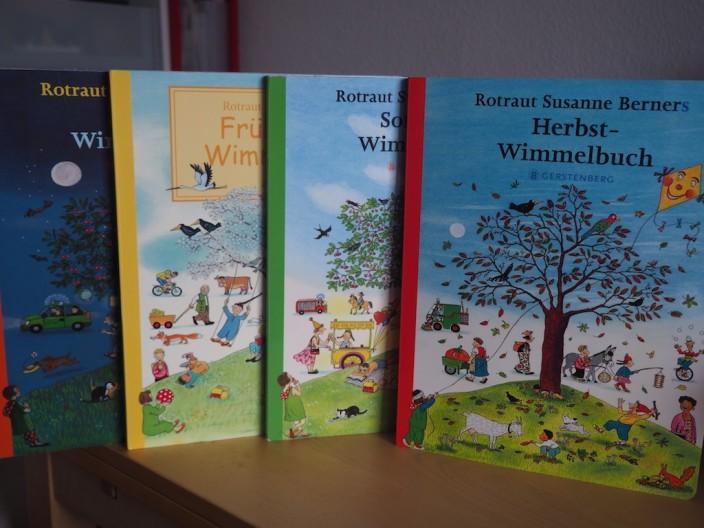 Buchempfehlungen: Die großen Wimmelbücher