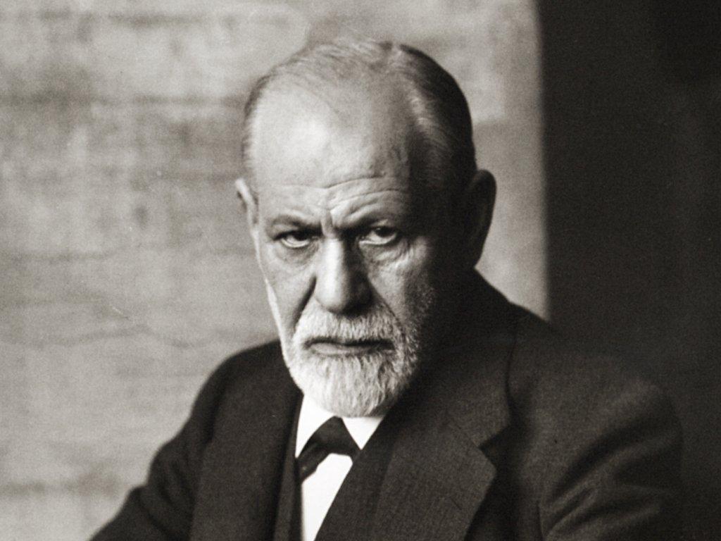 Sigmund Freud 1926, Foto von Ferdinand Schmutzer (1870–1928)