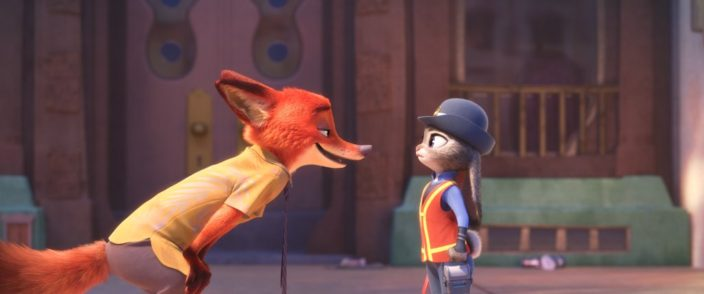 Zoomania Hops und Nick - Quelle Disney