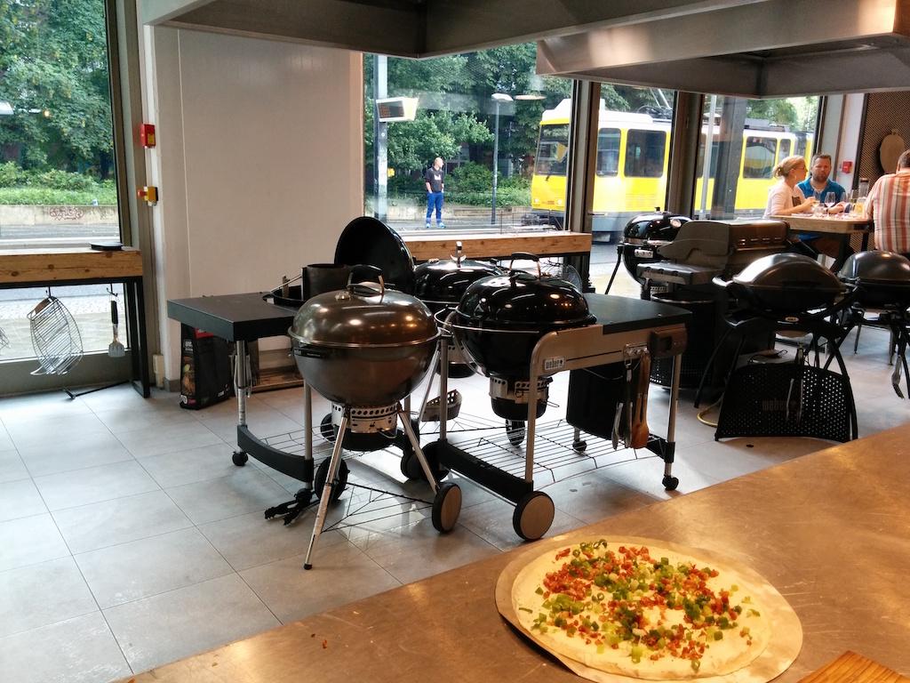Ich war bei der weber grillakademie in berlin for Weber grill berlin