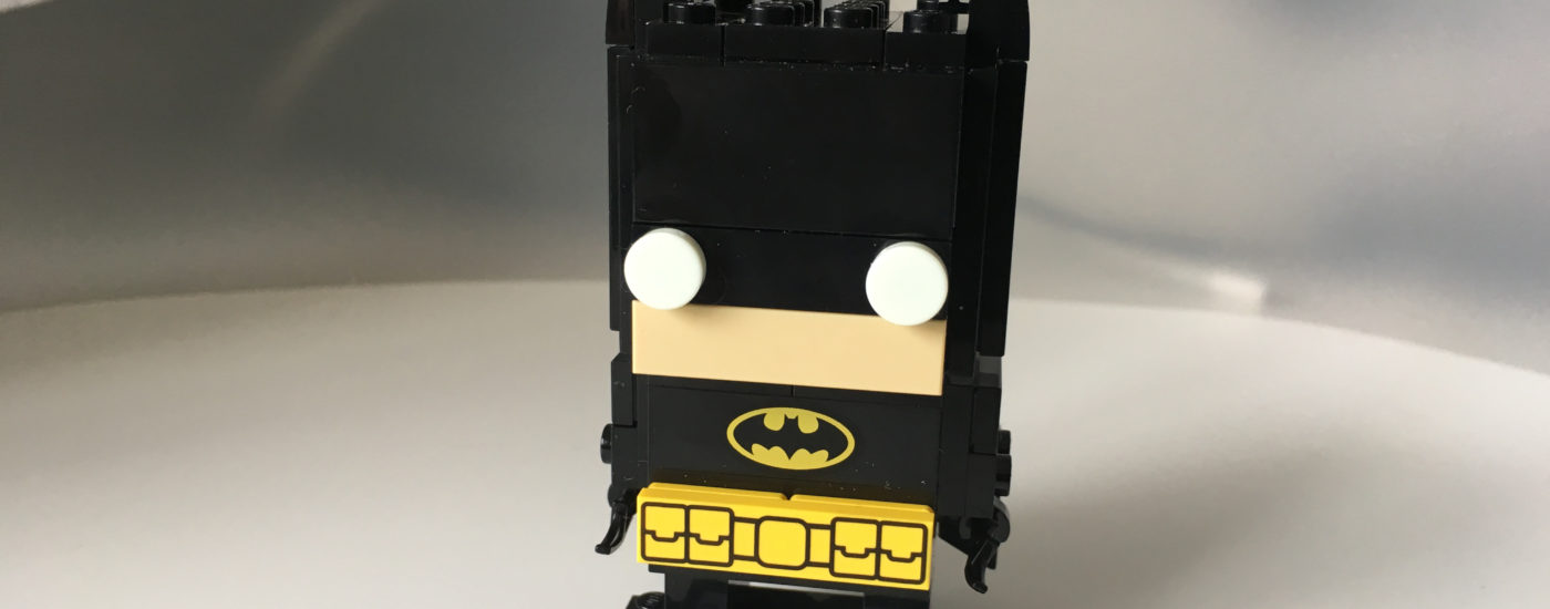 BrickHeadz 01 Batman
